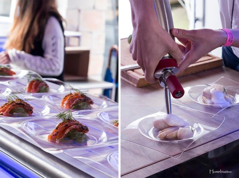 gourmet fesztivál 2015 Norvég Nagykövetség - The Big Fish étterem
